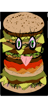 cover Cover Hamburger
