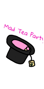 cover Mad Tea Party