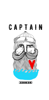 cover The Captain
