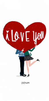 cover I love you