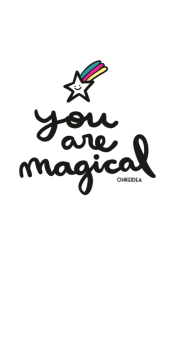 cover You are magical
