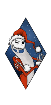 cover This is Christmas! - Jack Skellington