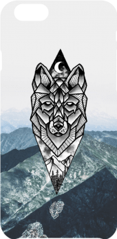 cover Wolf - Geometric Cover Collection