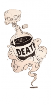 cover death drink