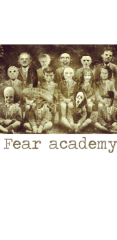 cover Fear academy