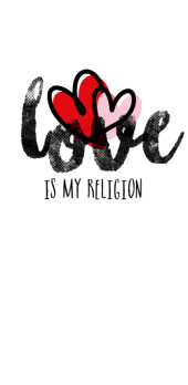 cover love is my religion