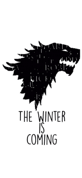 cover The winter is coming-Got