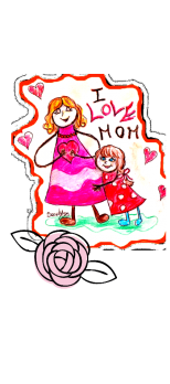 cover i love mom