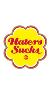 cover HATERSUCKS
