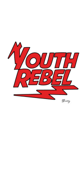 cover YOUTH REBEL