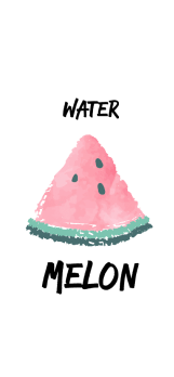cover I love water melon