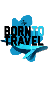 cover Born to Travel