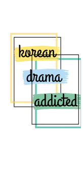 cover Korean Drama Addicted