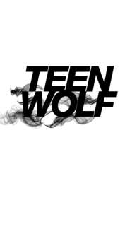 cover TEEN WOLF Smoke