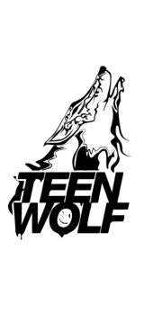 cover TEEN WOLF Wolf