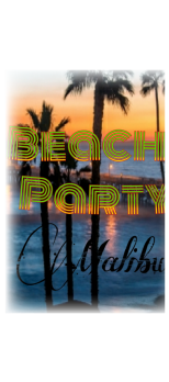 cover Beach party