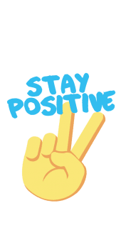 cover Stay Positive