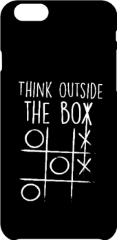 cover Think outside the Box!
