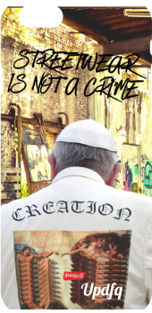 cover Streetwear pope