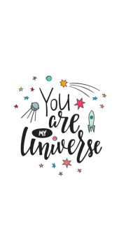 cover You are my universe Cover/T-Shirt/Sweater