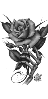 cover Realistic Rose