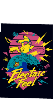 cover Electric feel