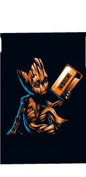 cover Groot
