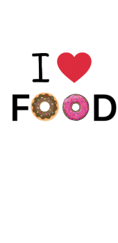 cover I LOVE FOOD
