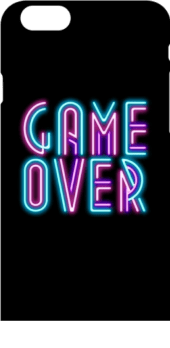 cover gameover