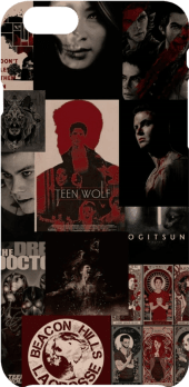 cover cover - teen wolf