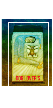 cover dog lover