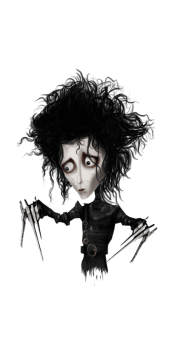 cover edwardshissorhands