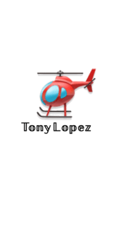 cover Tony Lopez