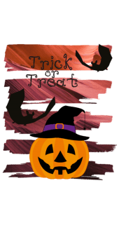 cover trick or treats!