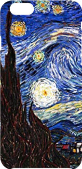 cover starry night