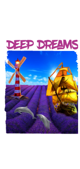 cover DEEP DREAMS by PS81