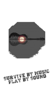 cover survive by music play by sound
