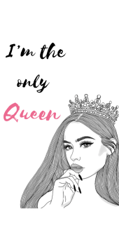 cover I'm the only queen
