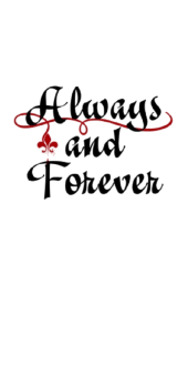 cover always and forever