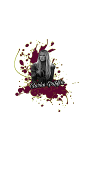 cover Clarke Griffin