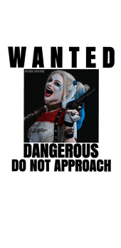 cover harleyquinn phone cover