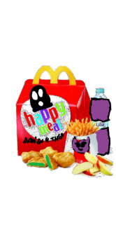 cover maglietta happy meal danien e  theo