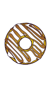 cover Donut's one