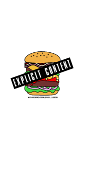 cover EXPLICIT BURGER