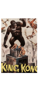 cover king kong