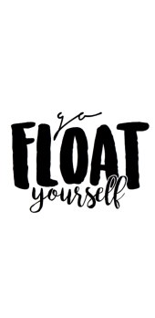 cover Go Float Yourself by Clarke Griffin