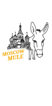 cover Moscow Mule