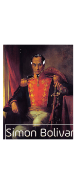 cover Simon Bolivar