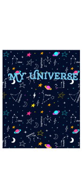 cover My Universe /Universe