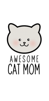 cover cover awesome cat mom